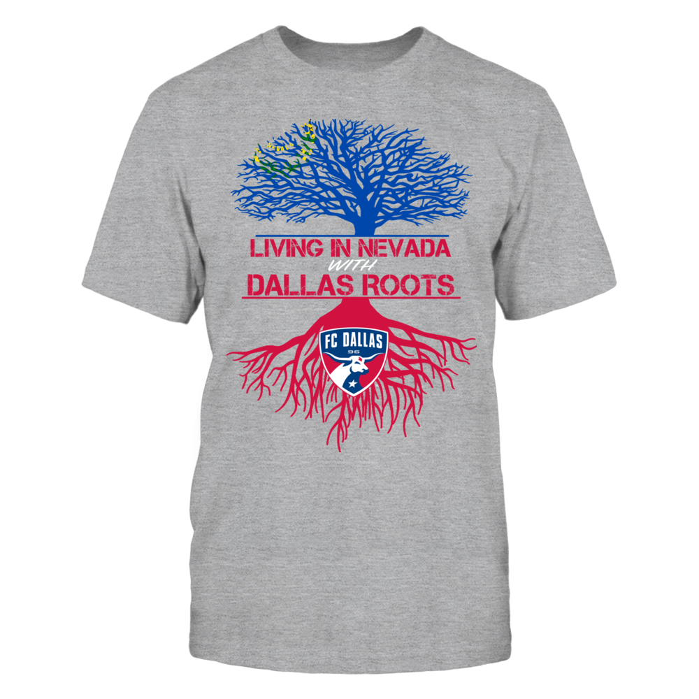 FC Dallas - Living Roots Nevada Front picture