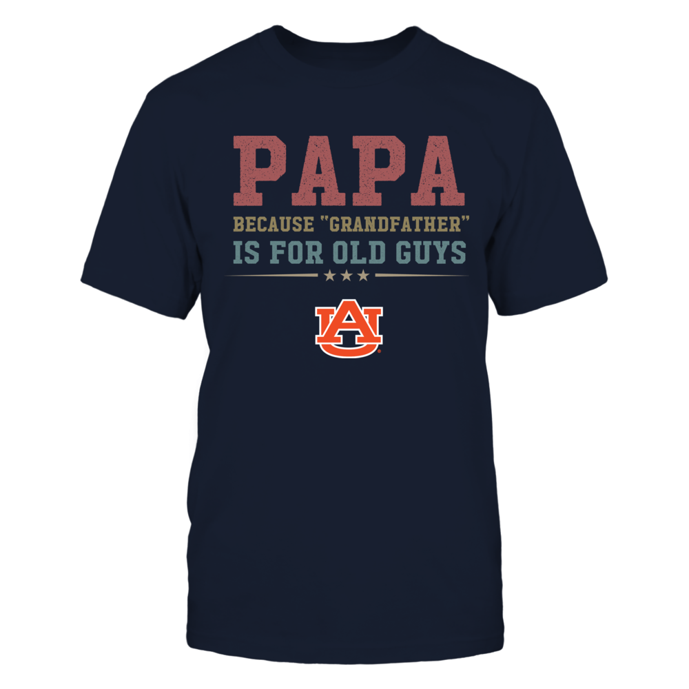 Auburn Tigers - Not Grandfather - Retro Style Front picture
