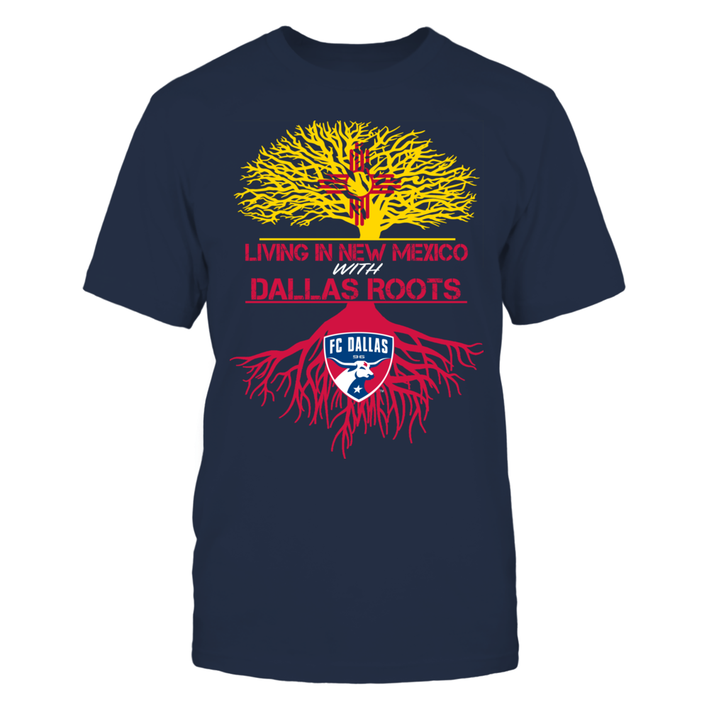 FC Dallas - Living Roots New Mexico Front picture