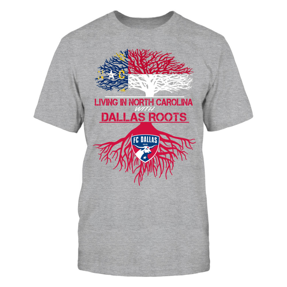 FC Dallas - Living Roots North Carolina Front picture