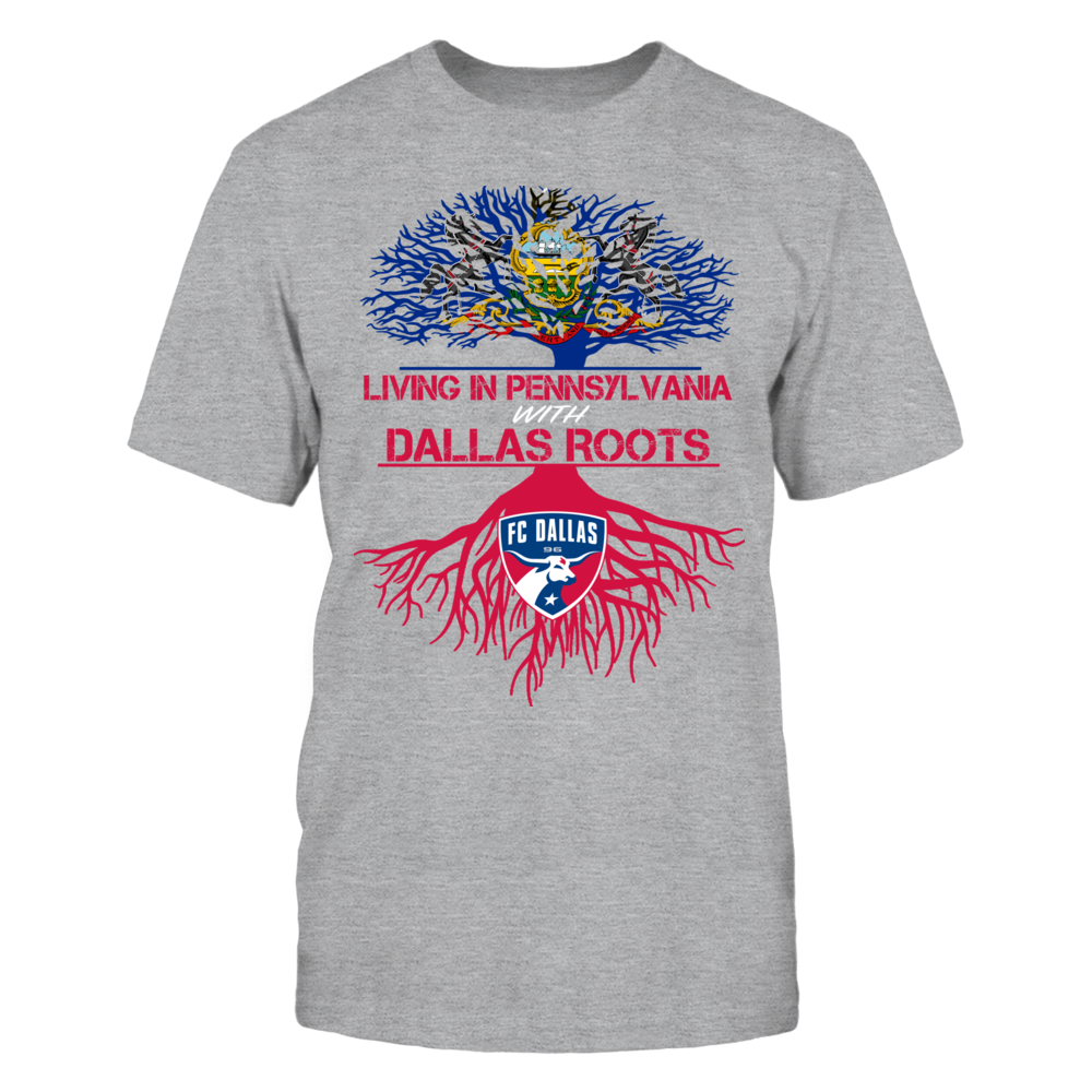 FC Dallas - Living Roots Pennsylvania Front picture