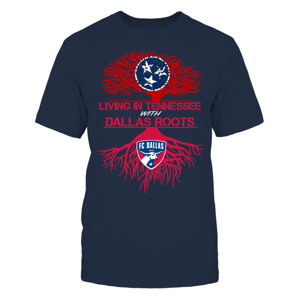 FC Dallas - Living Roots Tennessee Front picture