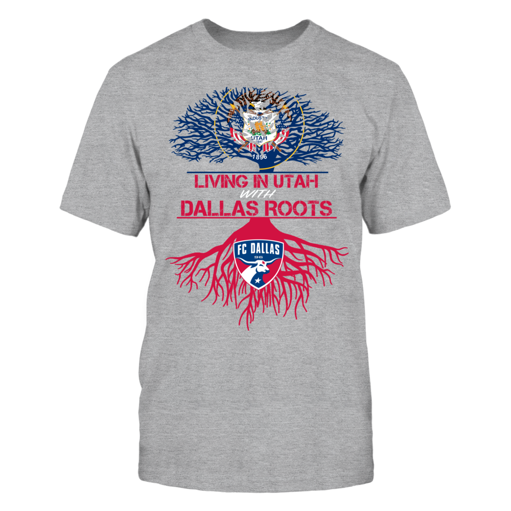 FC Dallas - Living Roots Utah Front picture