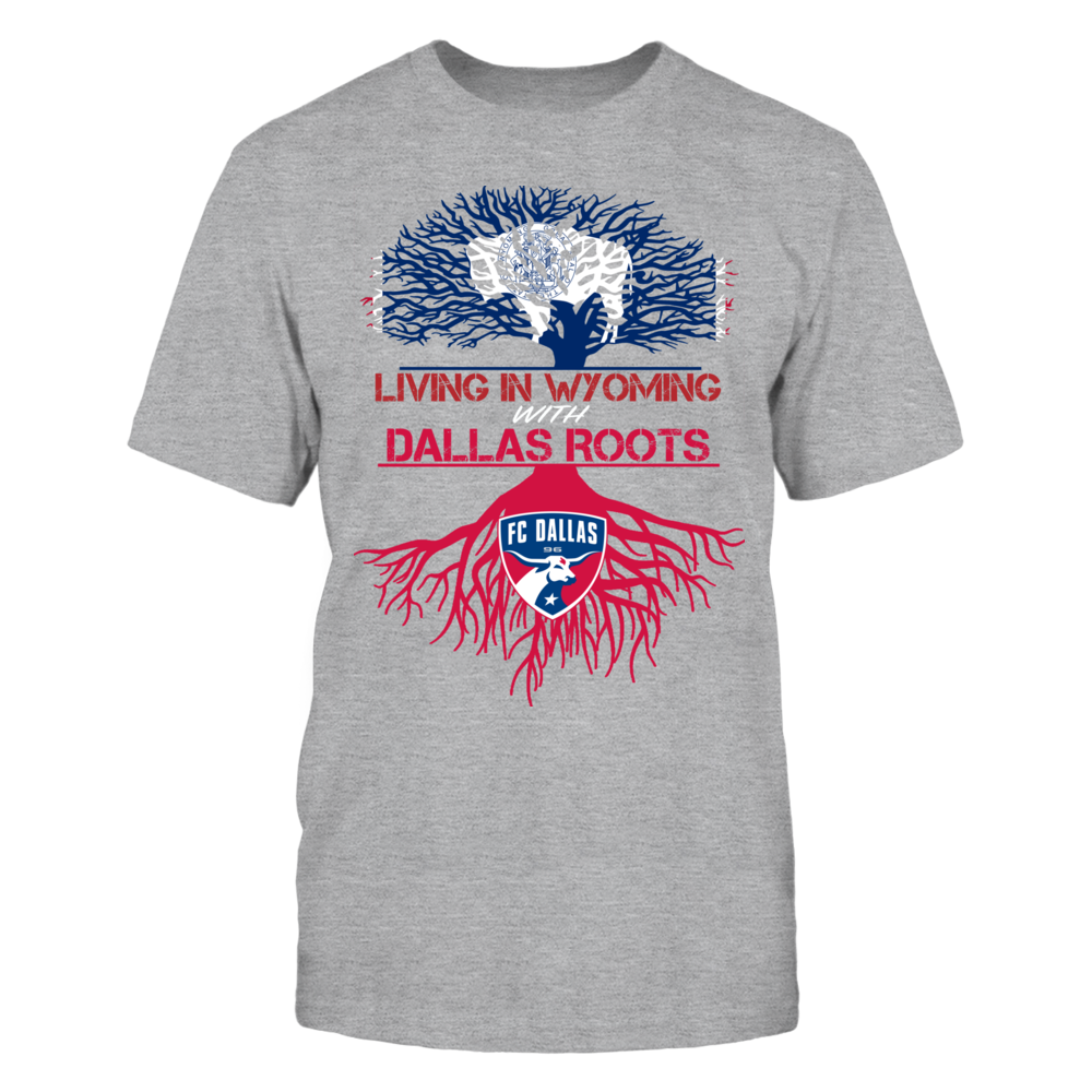 FC Dallas - Living Roots Wyoming Front picture