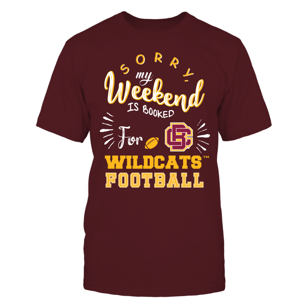 Bethune-Cookman Wildcats - Sorry My Weekend is Booked Front picture