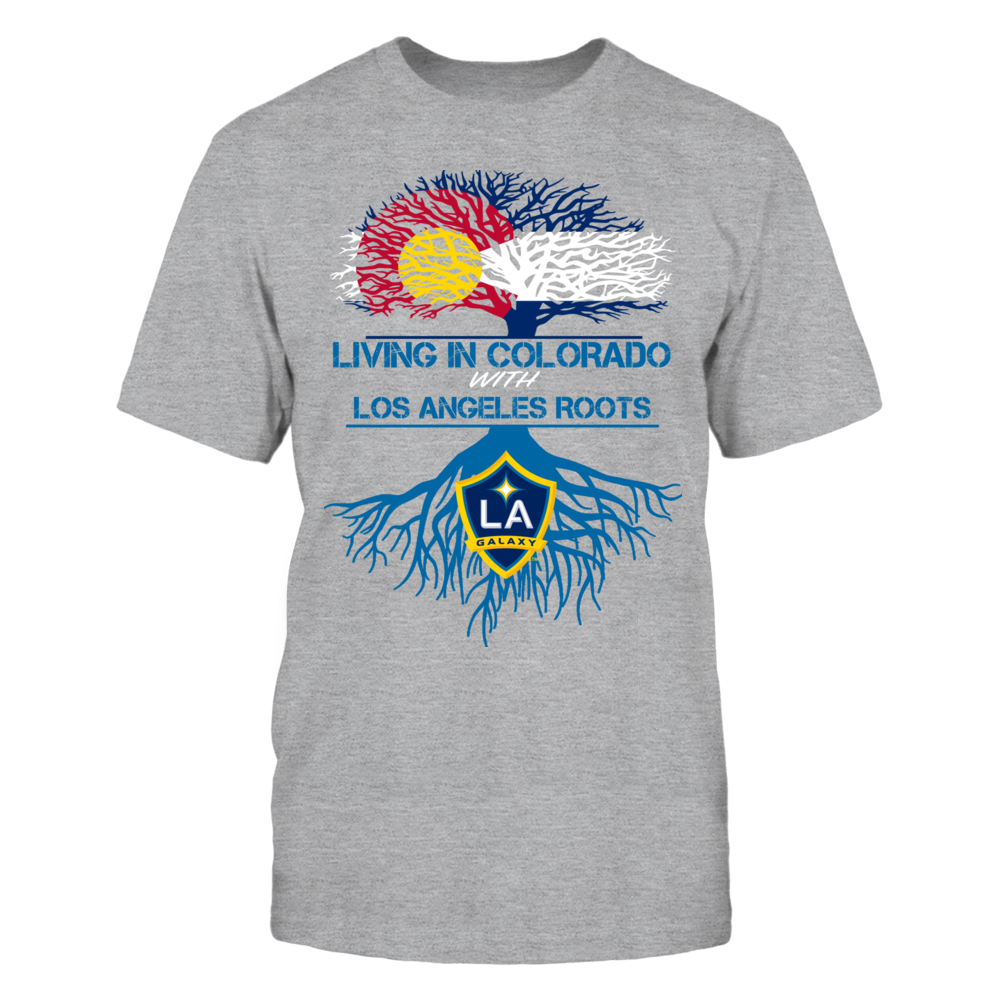 LA Galaxy - Living Roots Colorado Front picture
