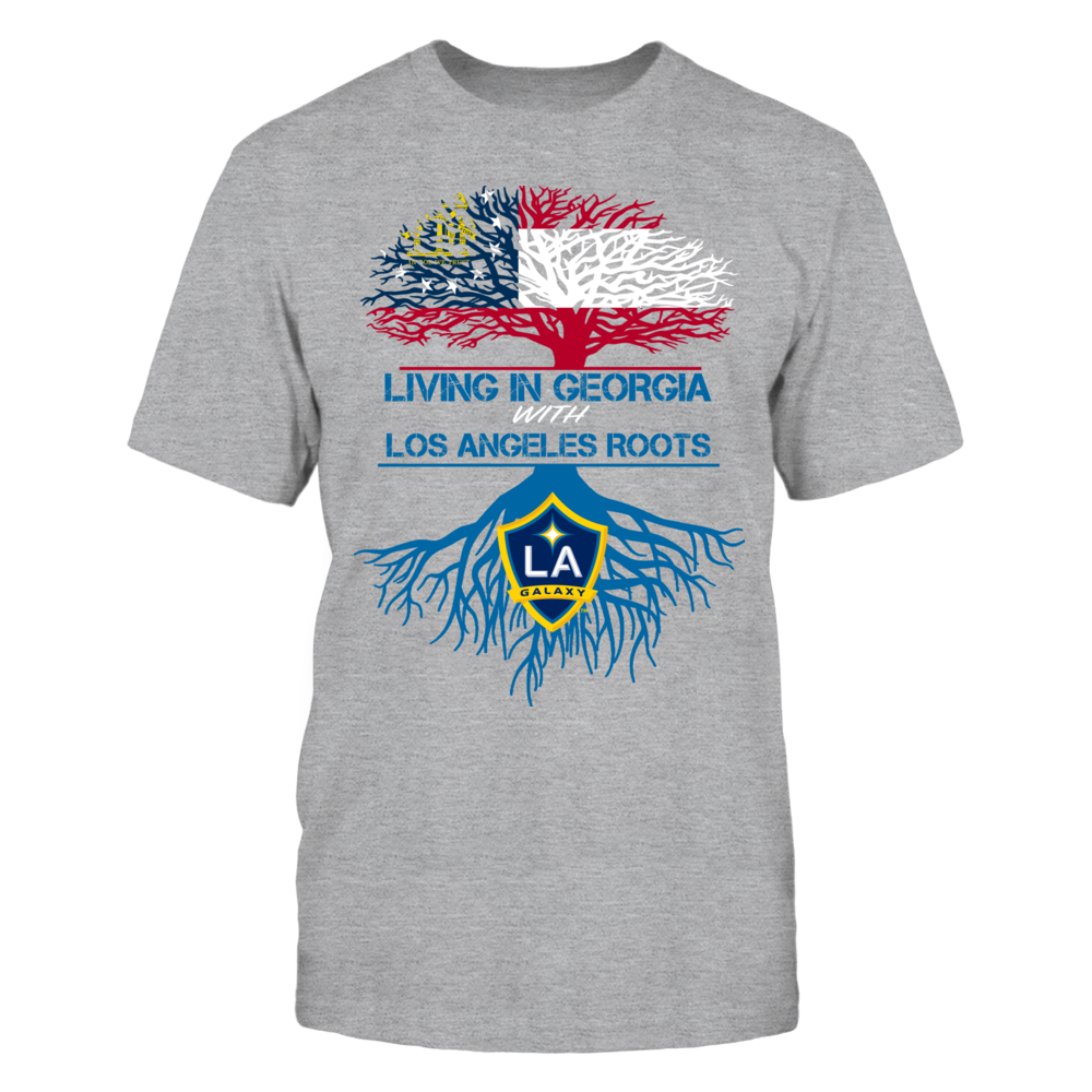 LA Galaxy - Living Roots Georgia Front picture