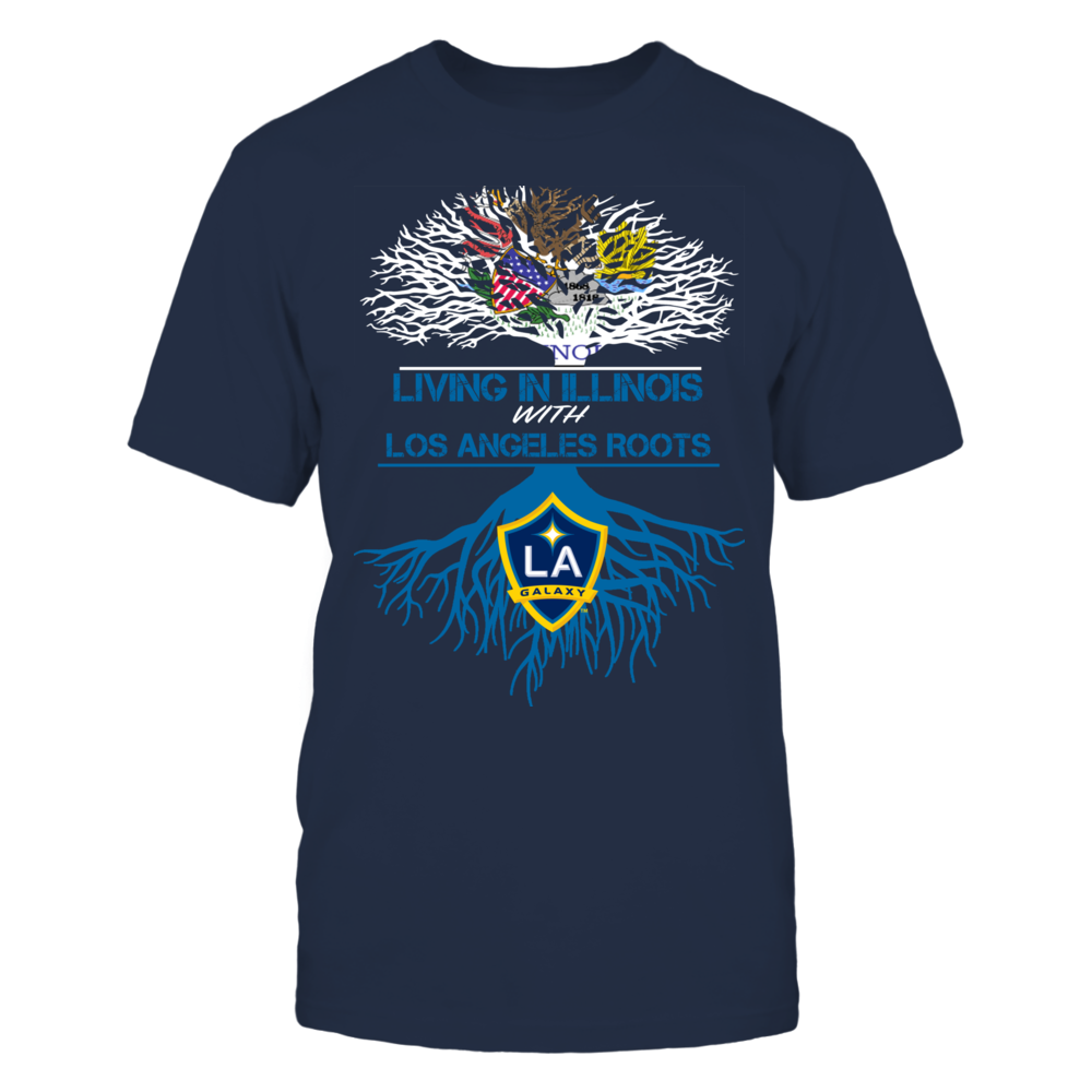 LA Galaxy - Living Roots Illinois Front picture