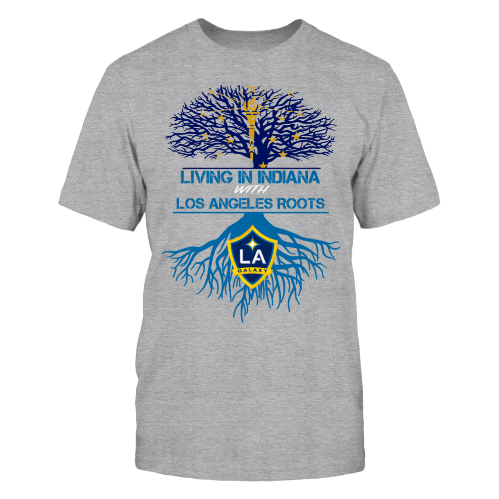 LA Galaxy - Living Roots Indiana Front picture