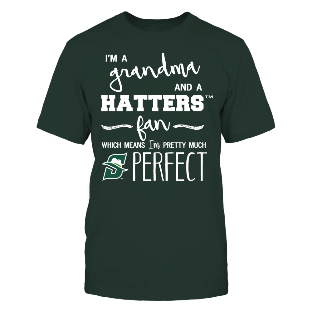 Stetson Hatters - Perfect Grandma Front picture