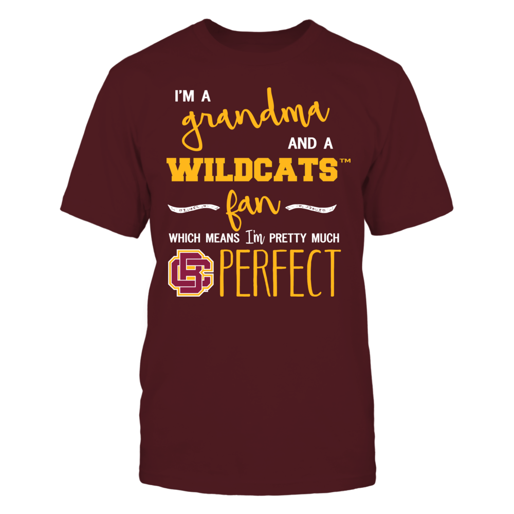 Bethune-Cookman Wildcats - Perfect Grandma Front picture