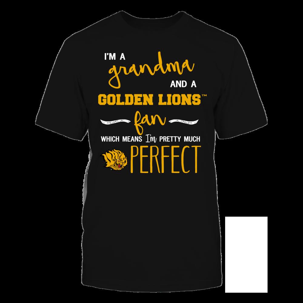Arkansas Pine Bluff Golden Lions - Perfect Grandma Front picture