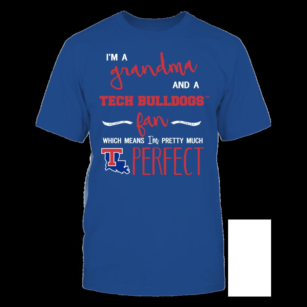 Louisiana Tech Bulldogs - Perfect Grandma Front picture
