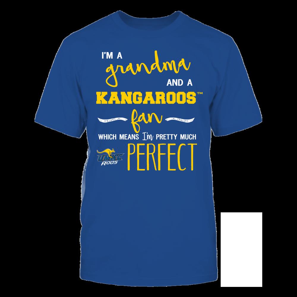 UMKC Kangaroos - Perfect Grandma Front picture