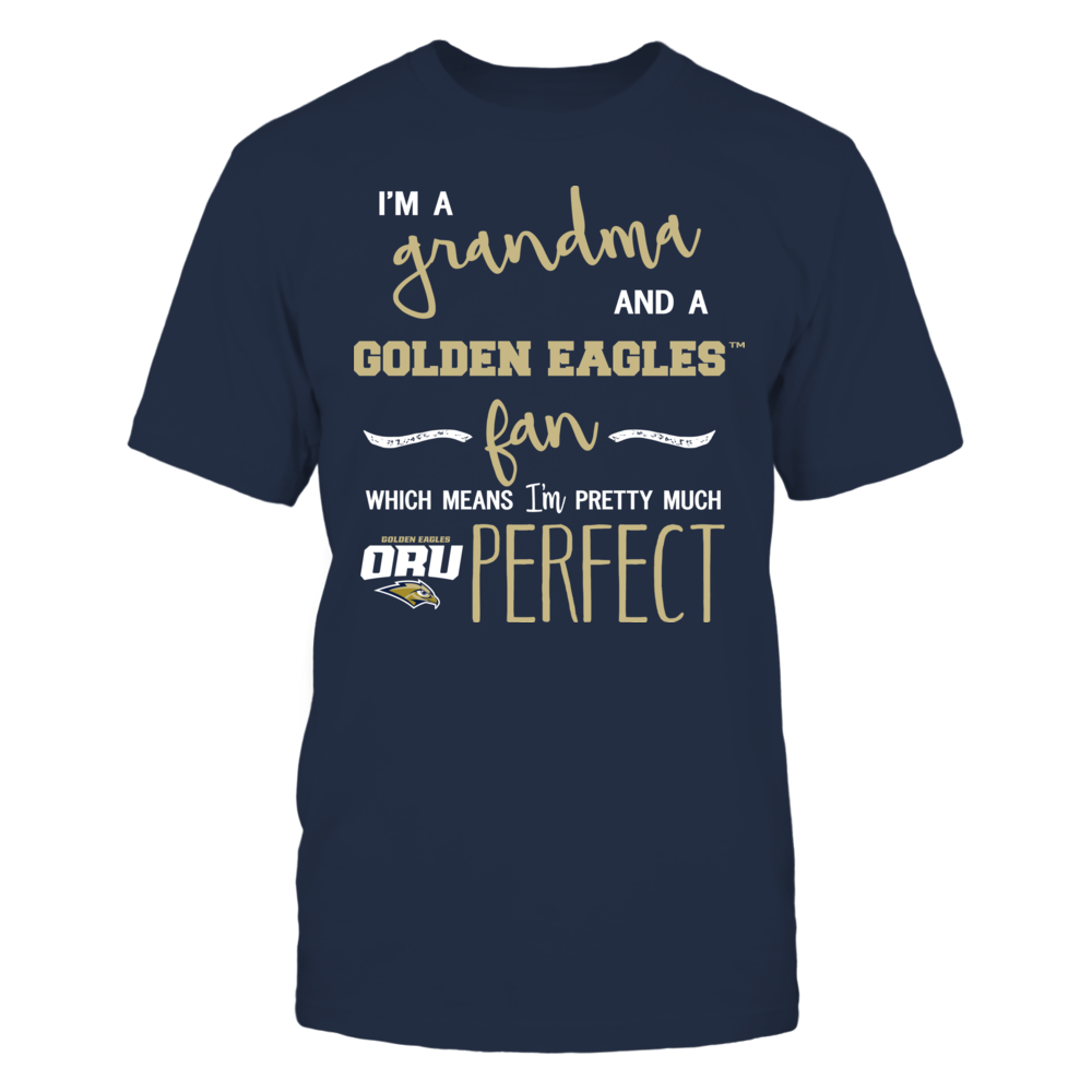 Oral Roberts Golden Eagles - Perfect Grandma Front picture