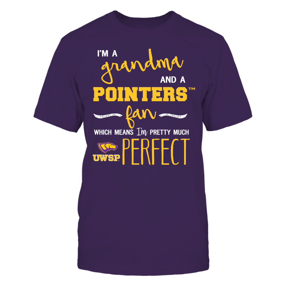 Wisconsin-Stevens Point Pointers - Perfect Grandma Front picture