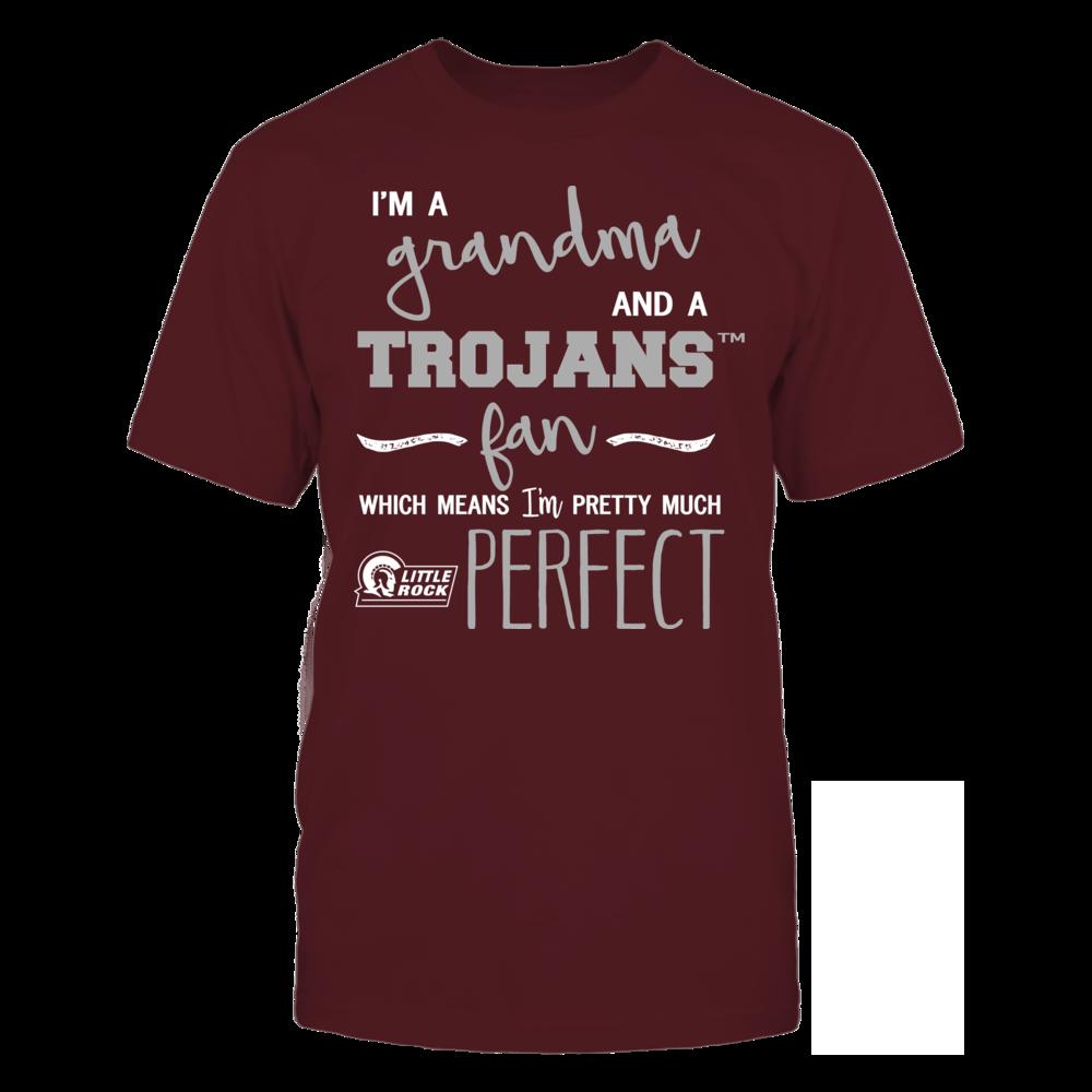 Arkansas Little Rock Trojans - Perfect Grandma Front picture