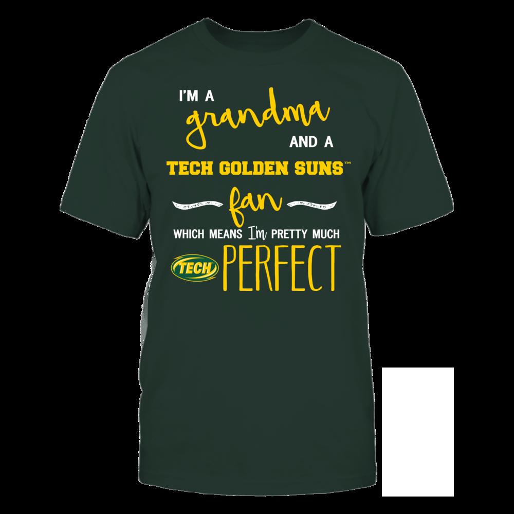 Arkansas Tech Golden Suns - Perfect Grandma Front picture