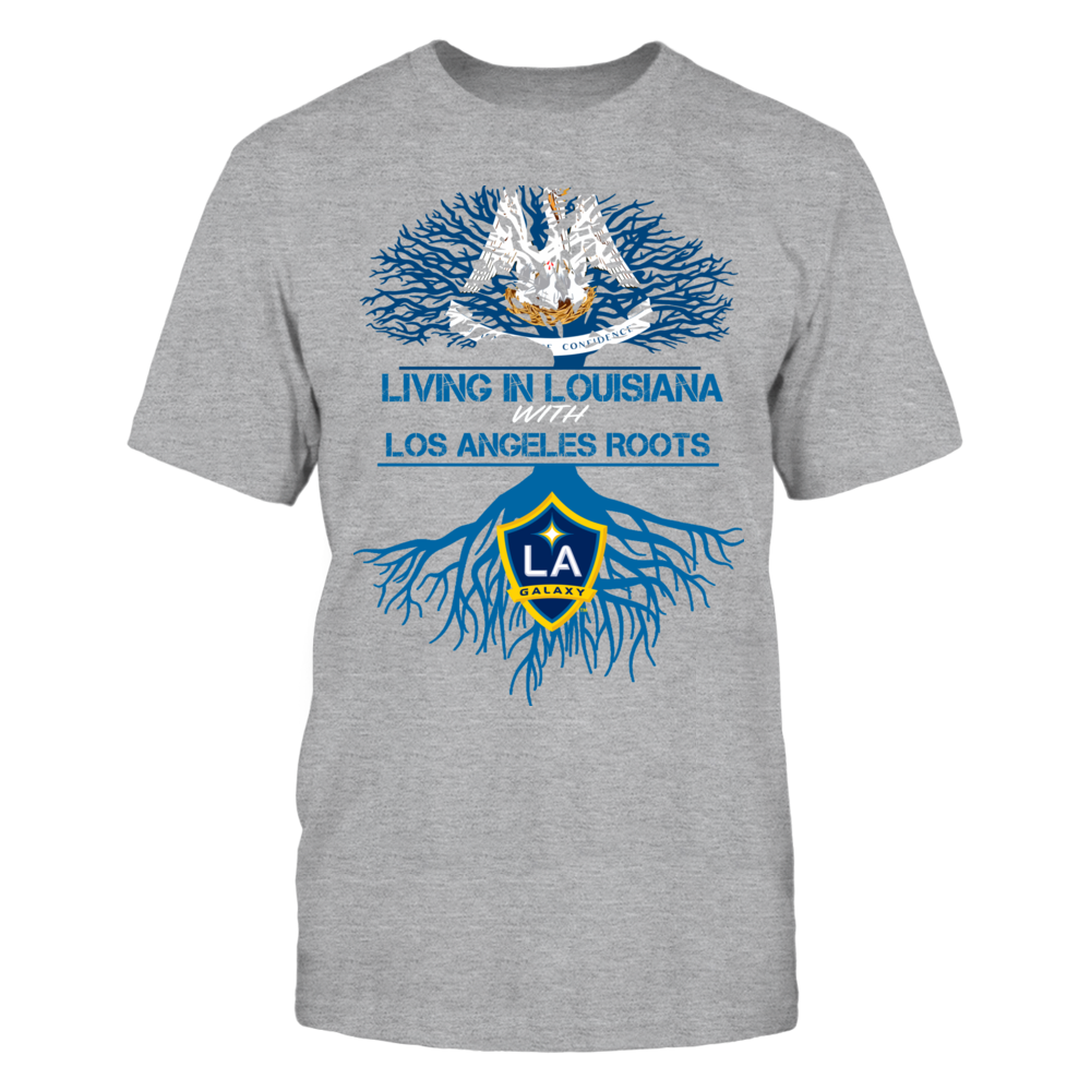 LA Galaxy - Living Roots Louisiana Front picture