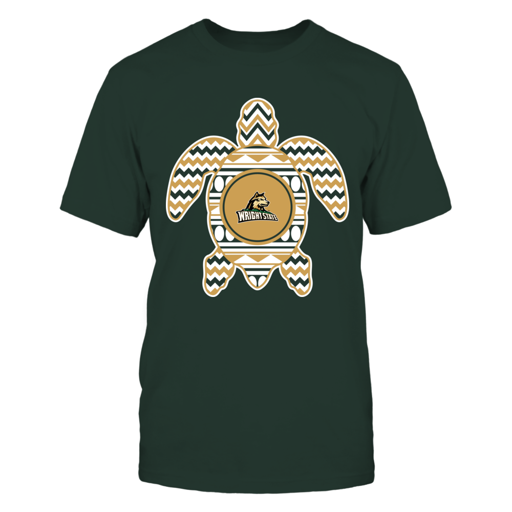 Wright State Raiders - Chevron Turtle Front picture