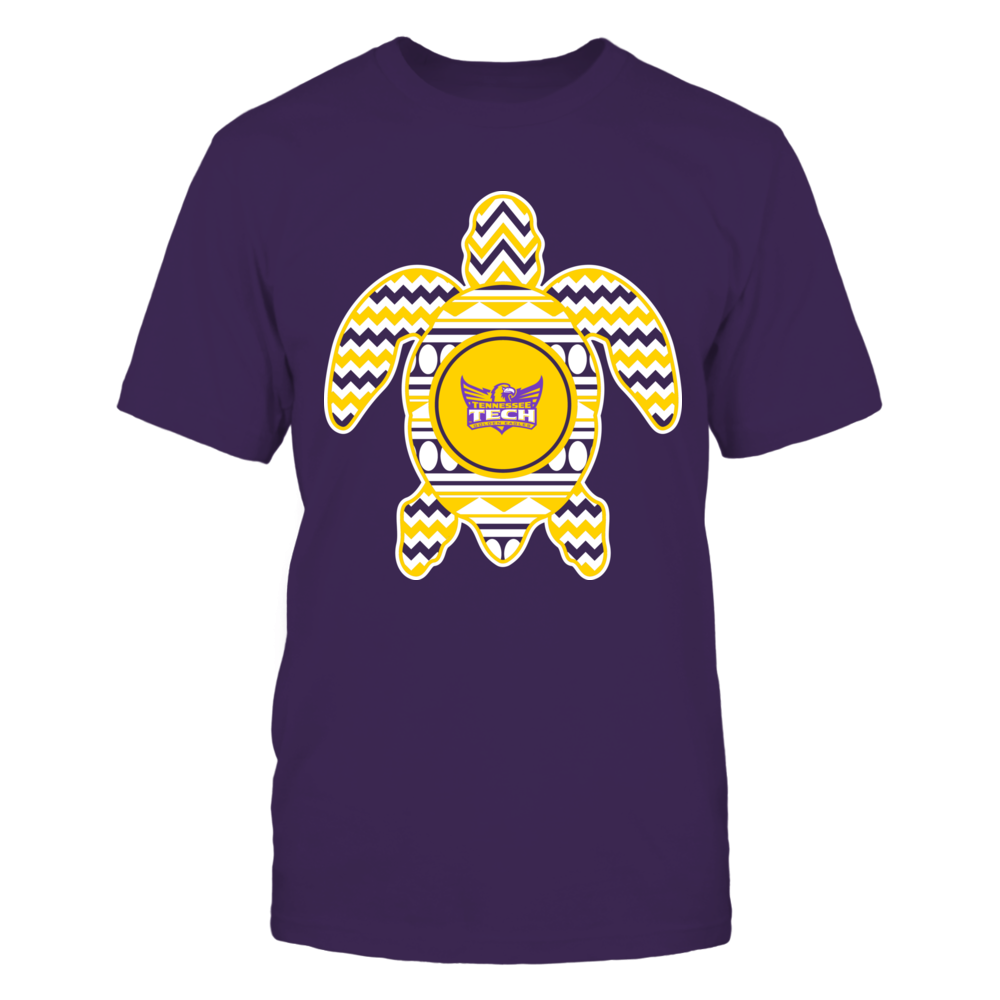 Tennessee Tech Golden Eagles - Chevron Turtle Front picture