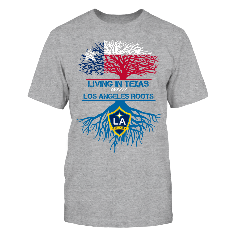 LA Galaxy - Living Roots Texas Front picture