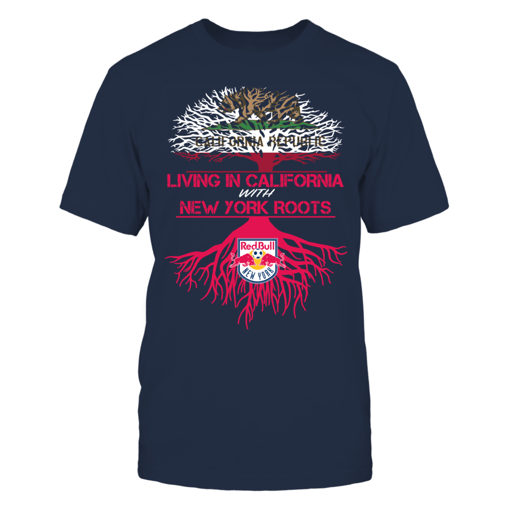 NY Red Bulls - Living Roots California Front picture