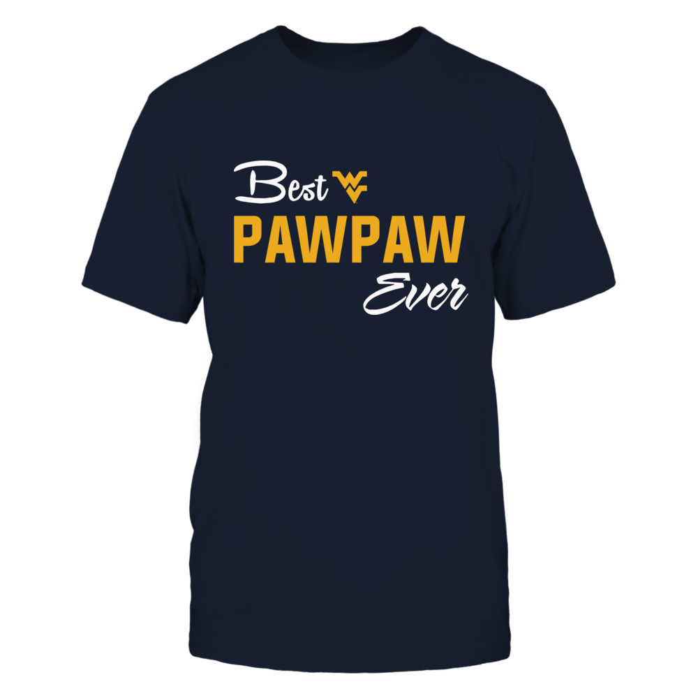West Virginia Mountaineers - Best Freakin' Pawpaw Ever Front picture