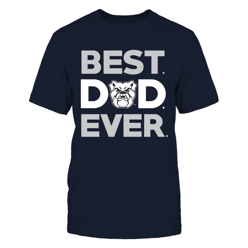 Butler Bulldogs - Best Dad Ever Front picture