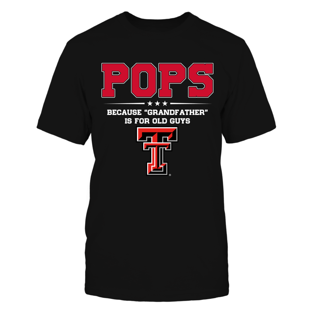 Texas Tech Red Raiders - Not Grandfather - Pops Front picture