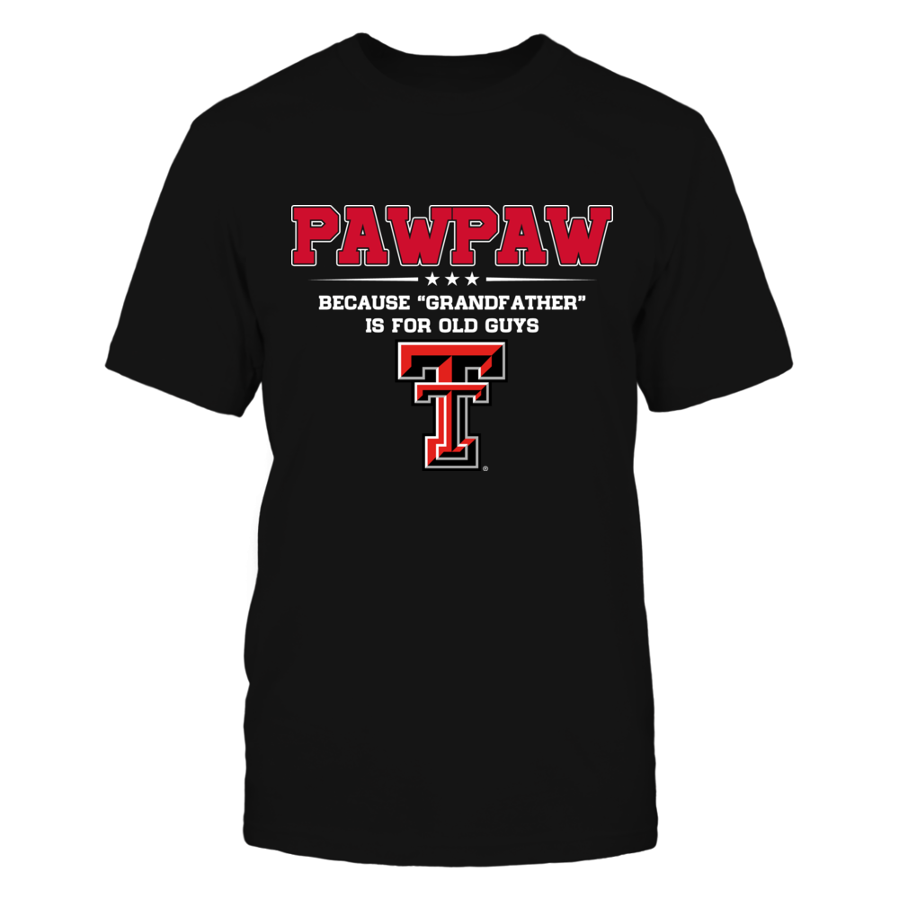 Texas Tech Red Raiders - Not Grandfather - Pawpaw Front picture
