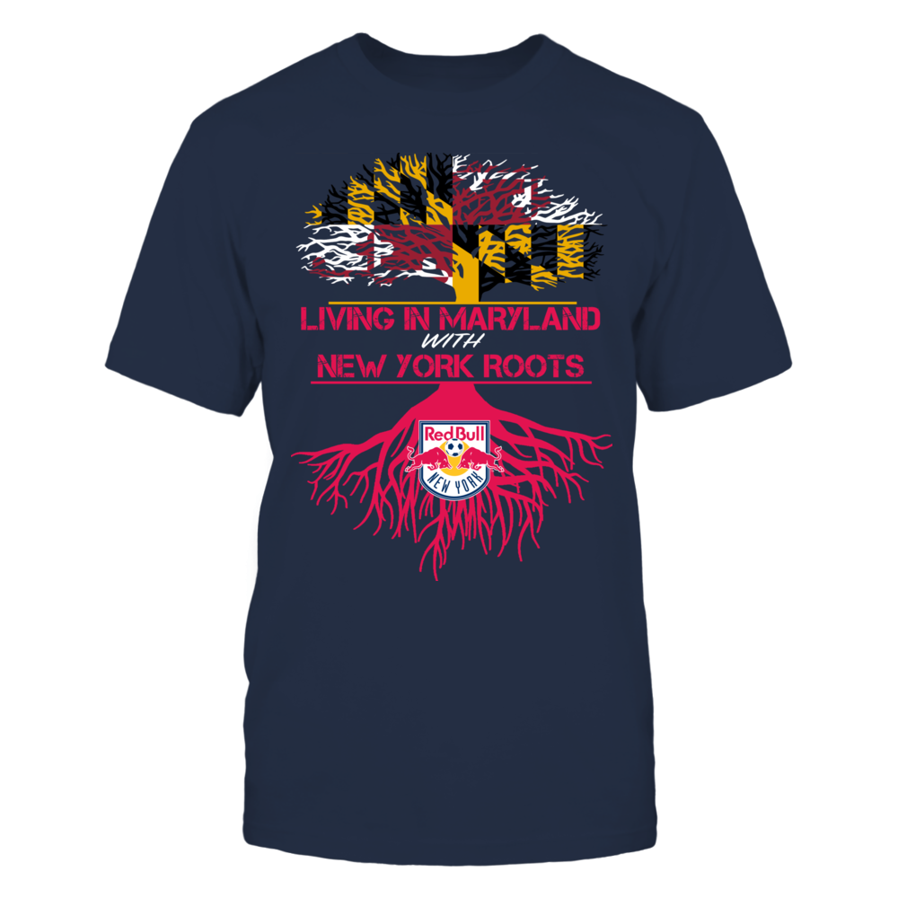 NY Red Bulls - Living Roots Maryland Front picture