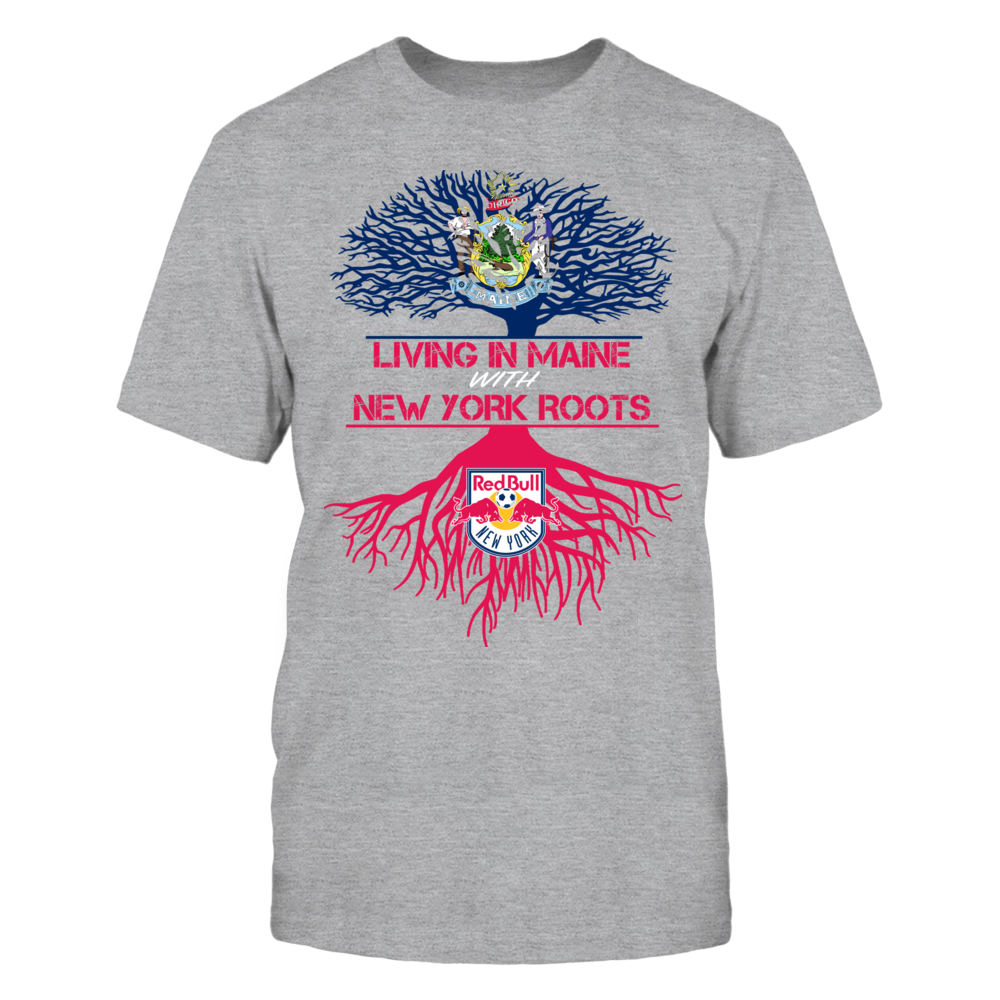 NY Red Bulls - Living Roots Maine Front picture