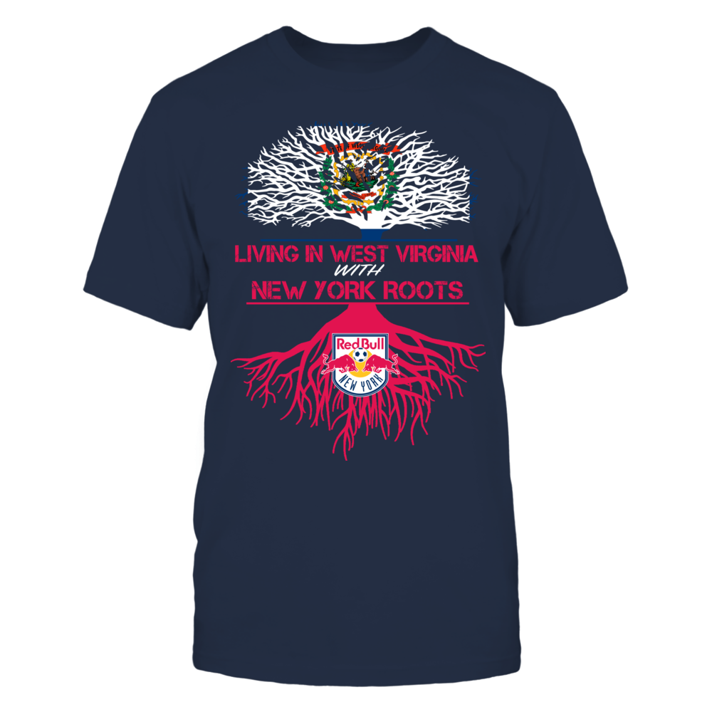 NY Red Bulls - Living Roots West Virginia Front picture