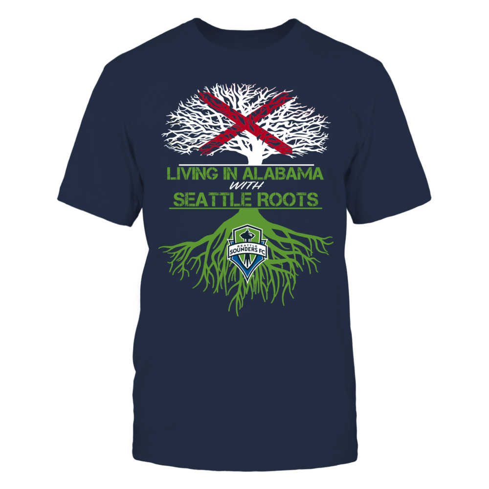Seattle Sounders - Living Roots Alabama Front picture