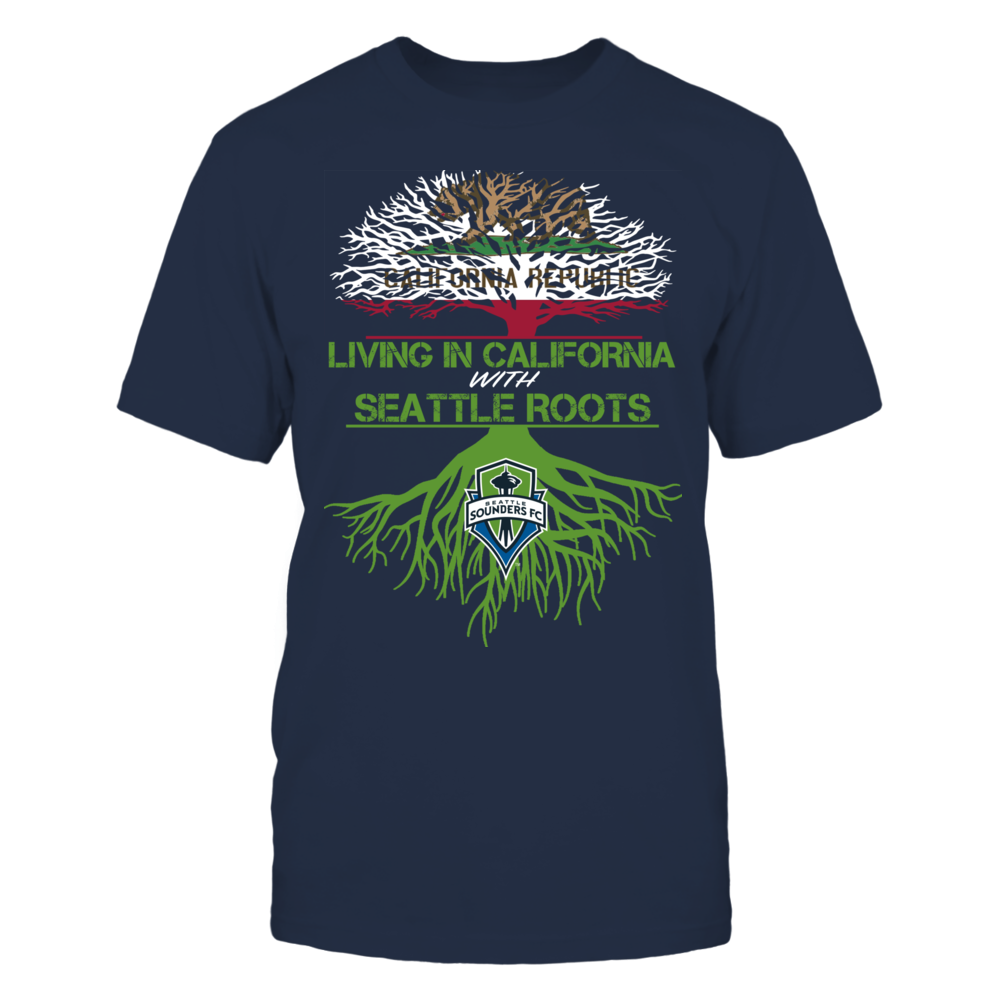 Seattle Sounders - Living Roots California Front picture