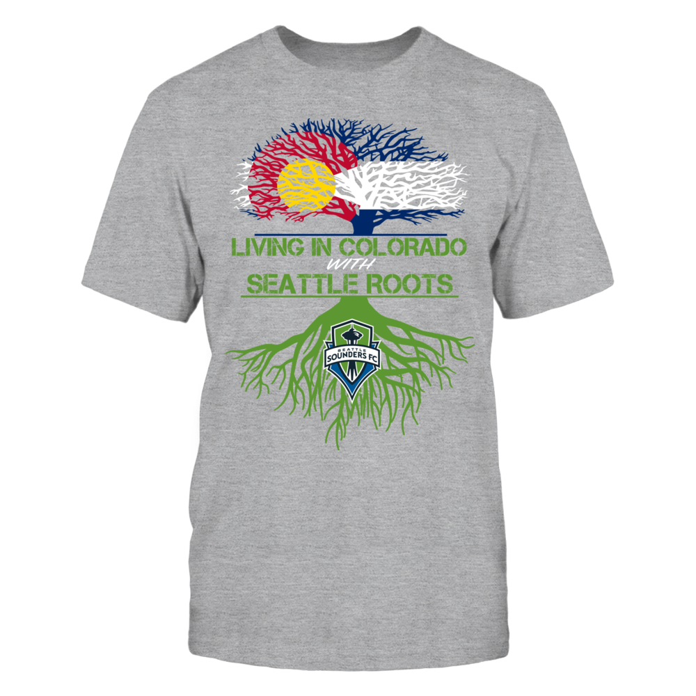 Seattle Sounders - Living Roots Colorado Front picture
