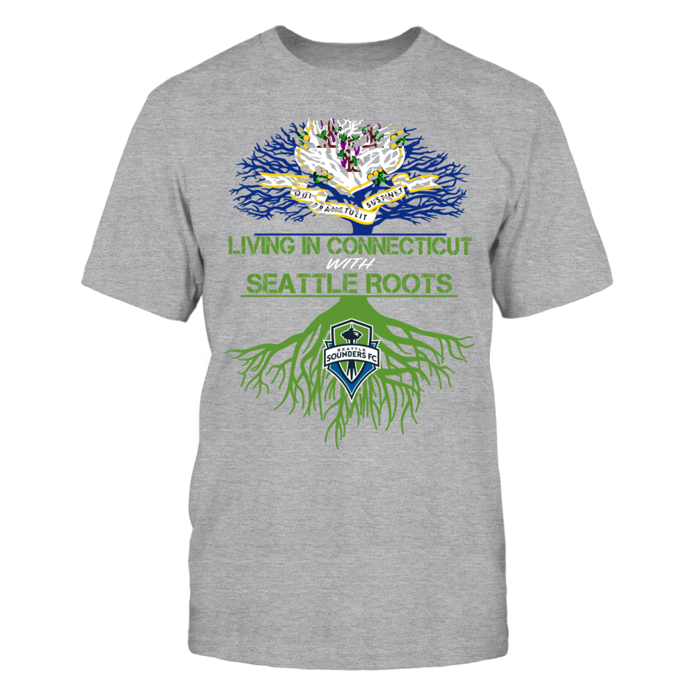 Seattle Sounders - Living Roots Connecticut Front picture