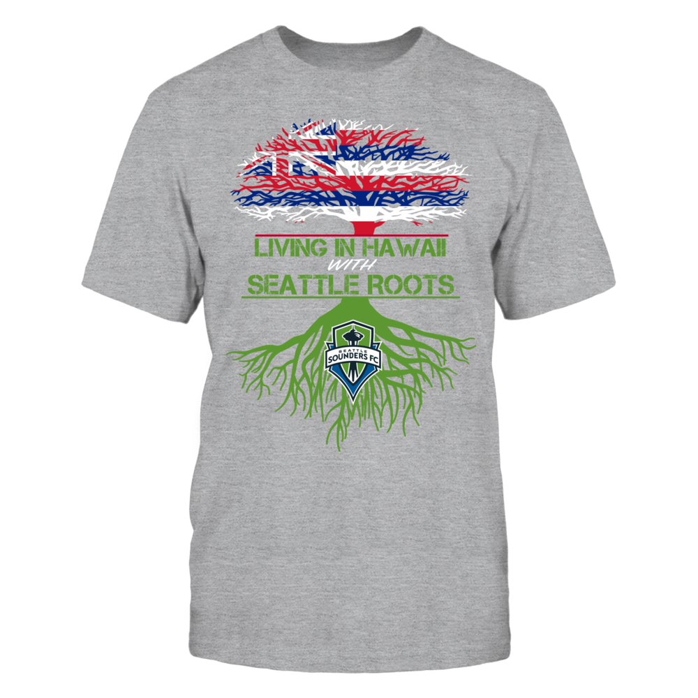 Seattle Sounders - Living Roots Hawaii Front picture