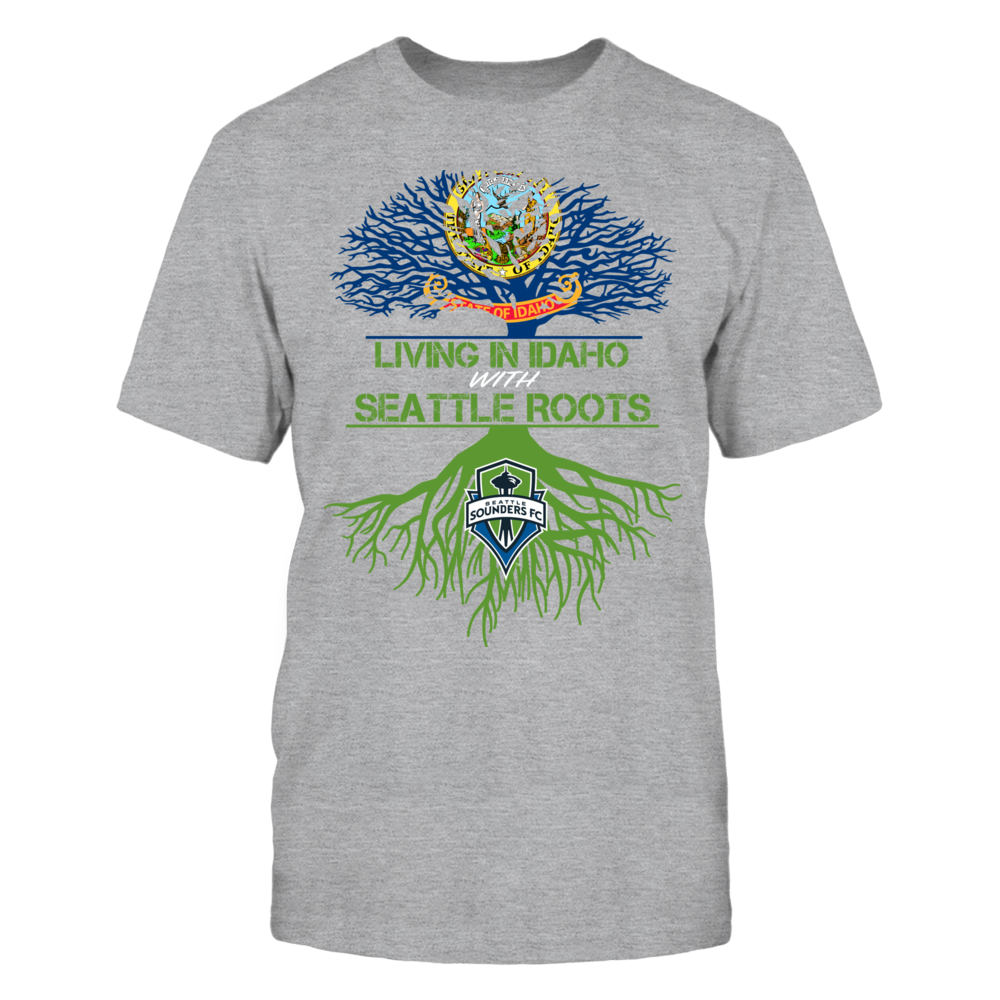 Seattle Sounders - Living Roots Idaho Front picture