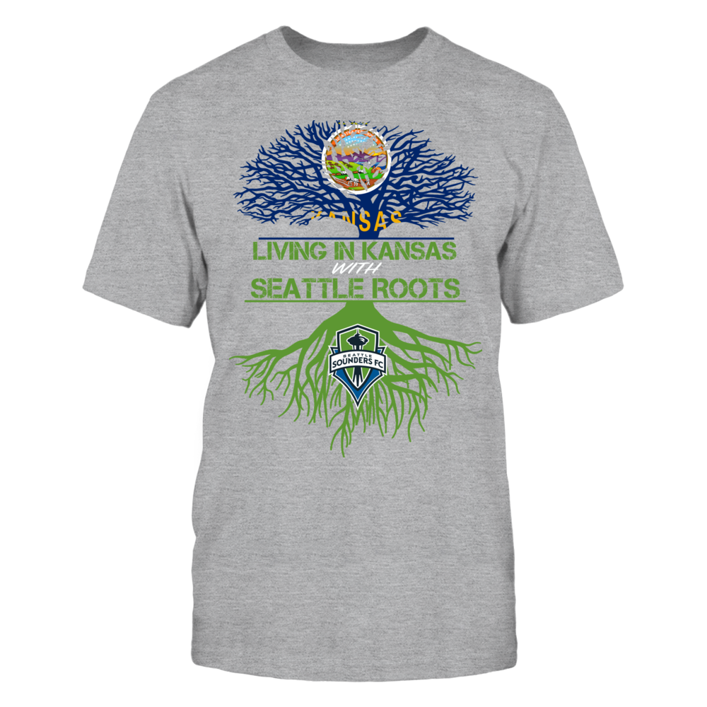 Seattle Sounders - Living Roots Kansas Front picture