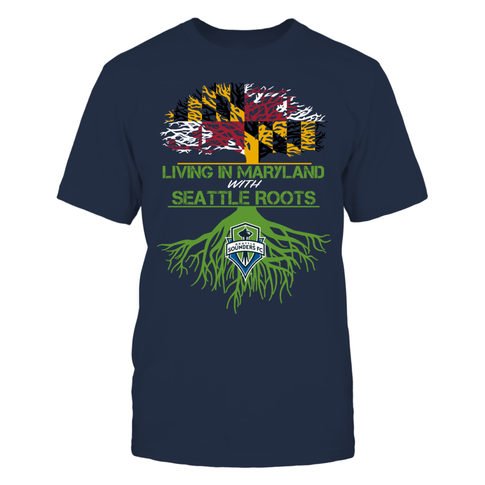 Seattle Sounders - Living Roots Maryland Front picture