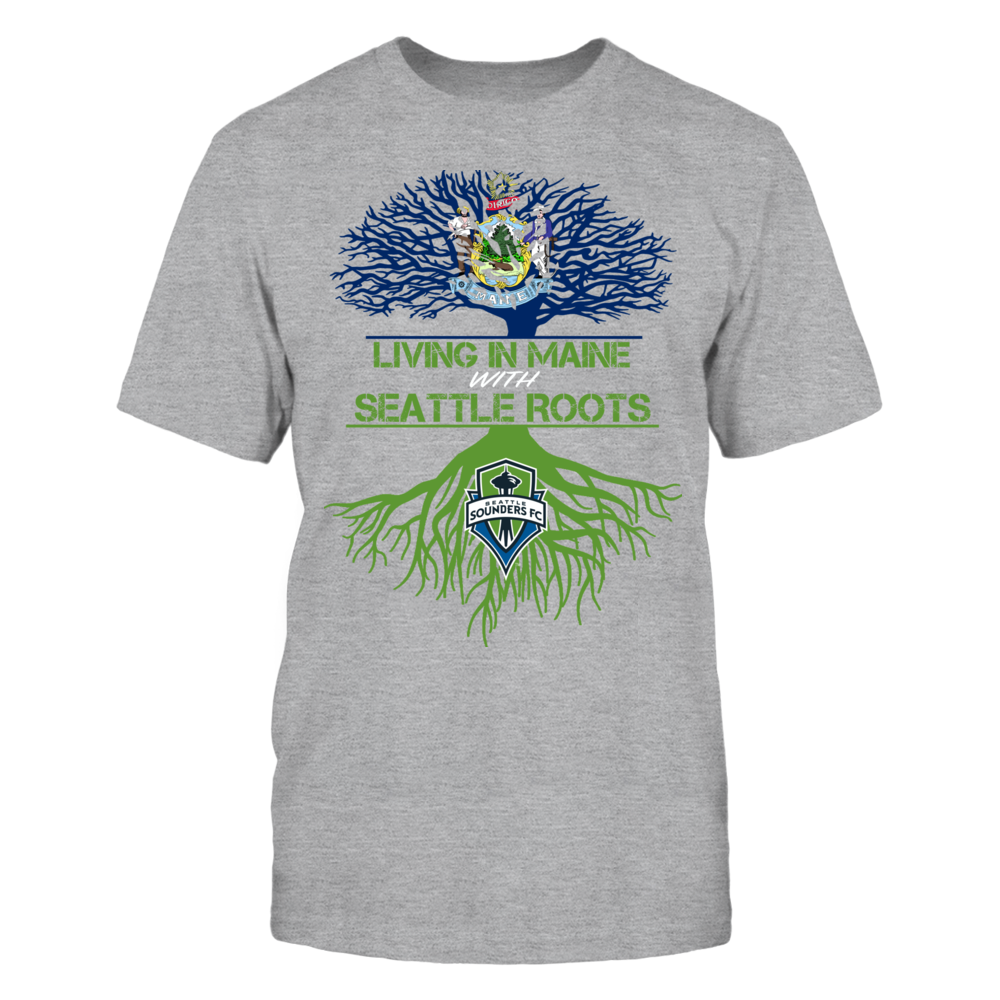 Seattle Sounders - Living Roots Maine Front picture