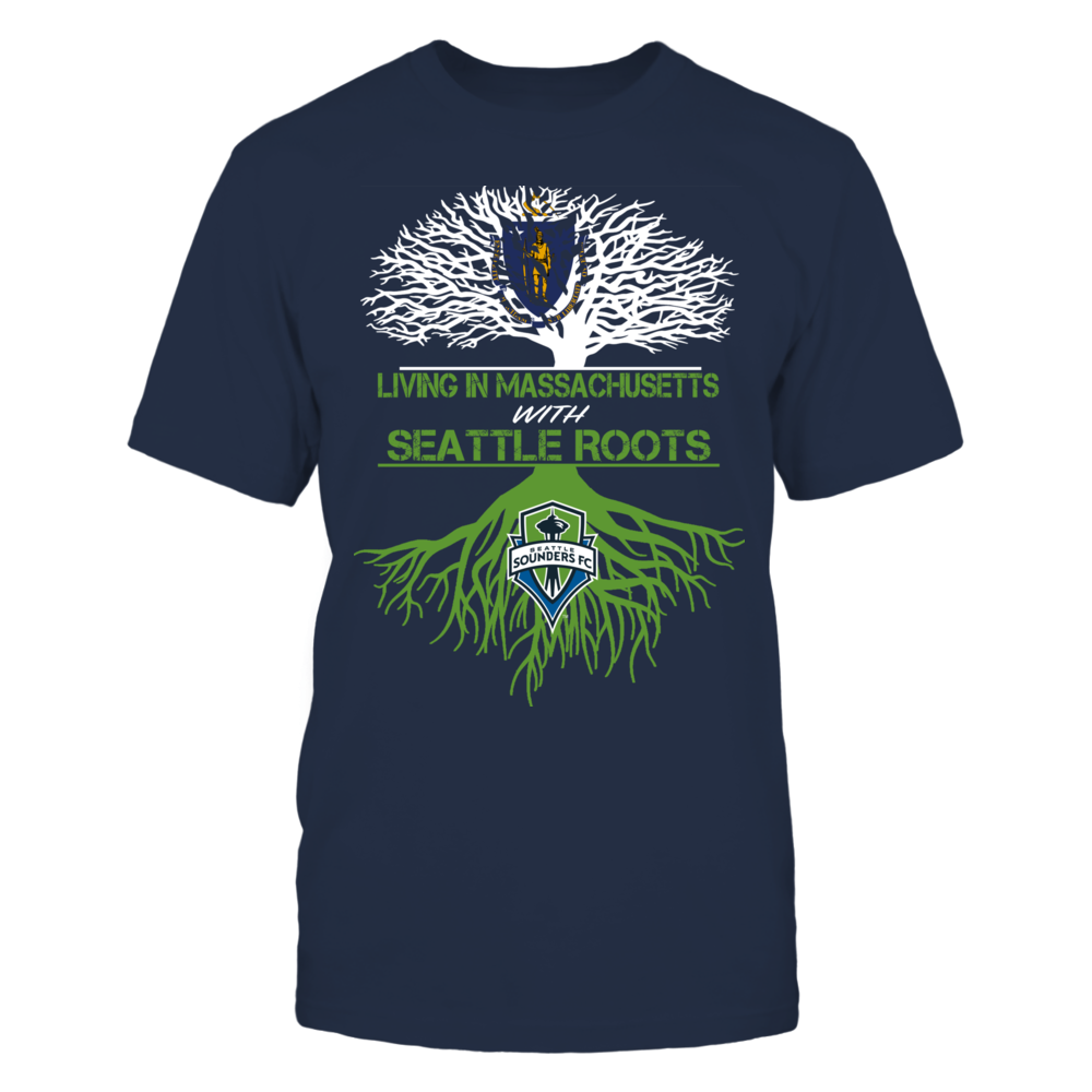 Seattle Sounders - Living Roots Massachusetts Front picture