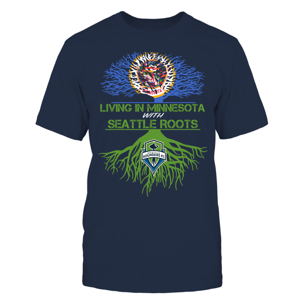 Seattle Sounders - Living Roots Minnesota Front picture