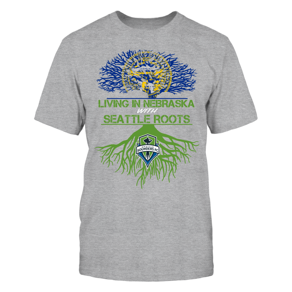Seattle Sounders - Living Roots Nebraska Front picture