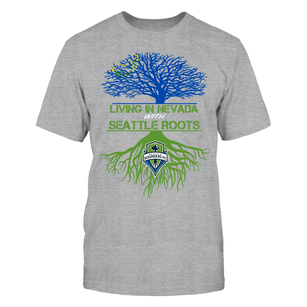 Seattle Sounders - Living Roots Nevada Front picture