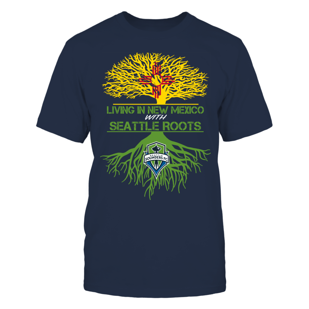 Seattle Sounders - Living Roots New Mexico Front picture