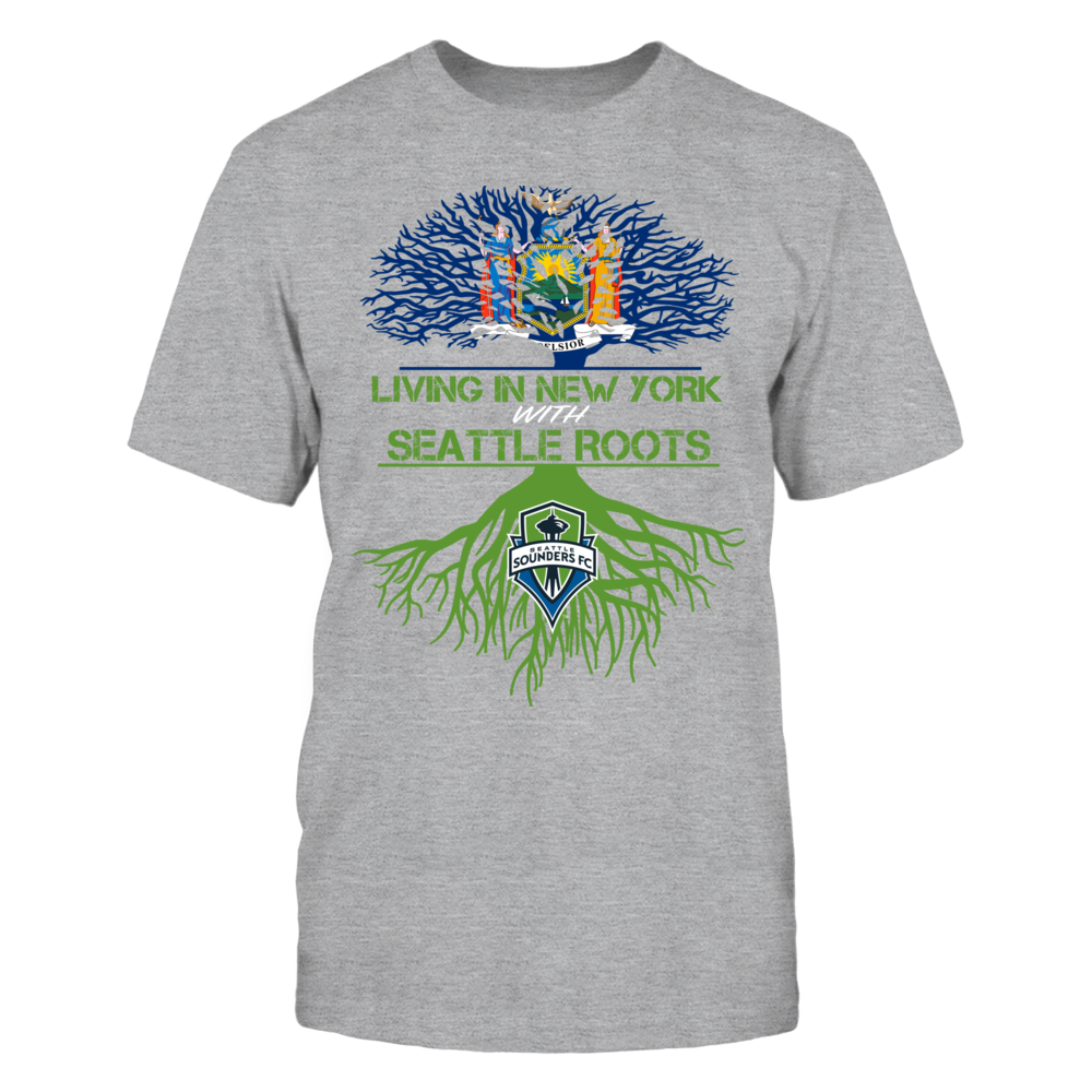 Seattle Sounders - Living Roots New York Front picture