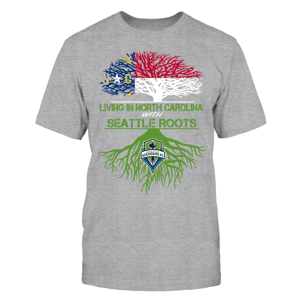 Seattle Sounders - Living Roots North Carolina Front picture